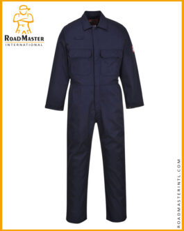 Navy Frv Coveralls For Workwear